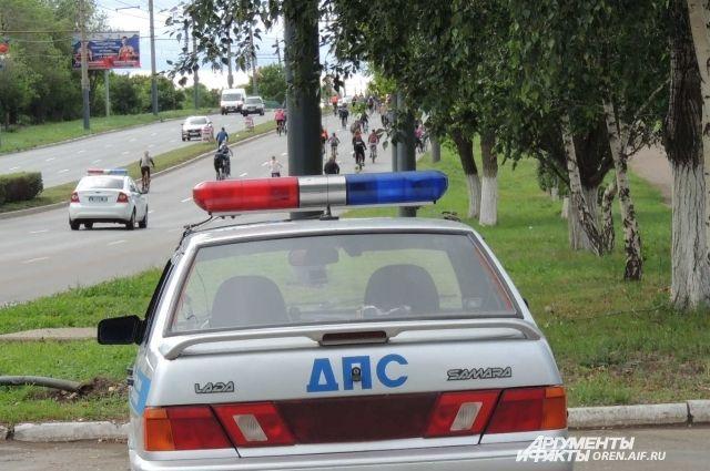 Натрассе Оренбург-Самара разбился «Рено Дастер», двое пострадали