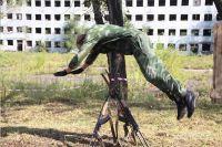 Соревнования пройдут на территории военно-патриотического центра «Школа юных лётчиков»