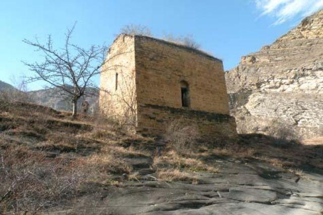 Старинный христианский храм Датуна вДагестане благоустроят для туристов