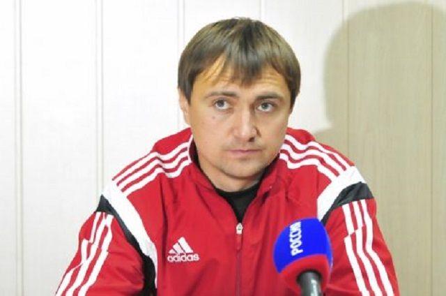 Главный тренер ФК «Зенит»  Артем Куликов.