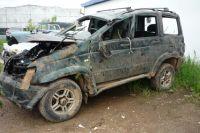 Пассажир скончался на месте, от полученных травм.
