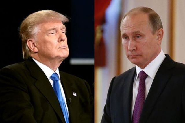 СМИ узнали, очем Трамп хочет поговорить сПутиным