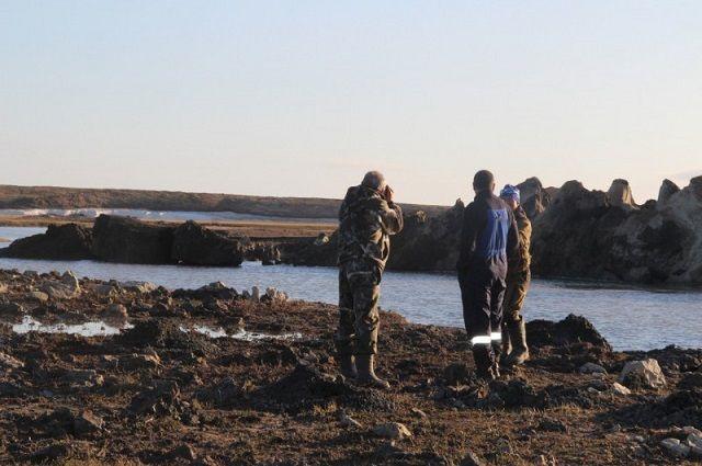 Ученые пытаются разобраться в природе происхождения воронок на Ямале.
