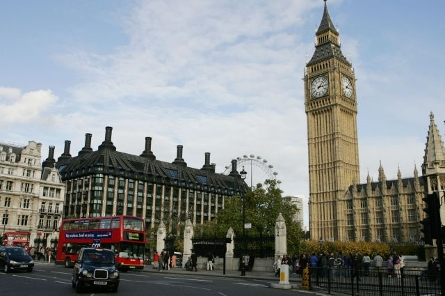 Лондон<br /> Getty Images