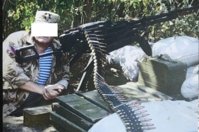 Фото, найденное у задержанного