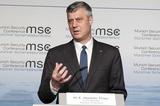 Руководителя Косово иСербии провели неформальную встречу вБрюсселе