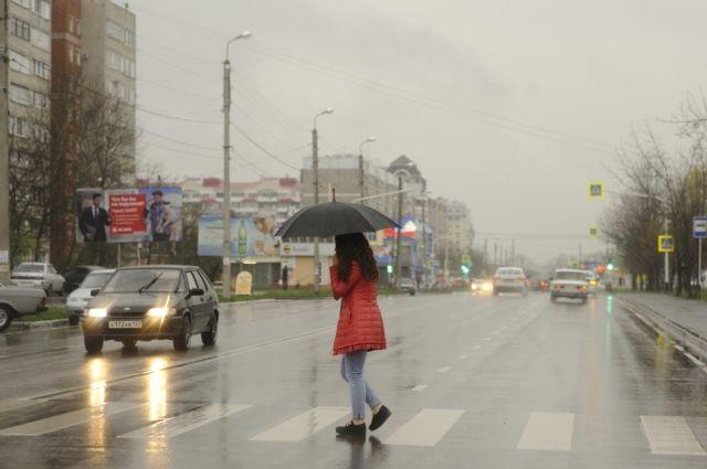 МЧС предупредило о стремительном ухудшении погоды вЗауралье 3июля