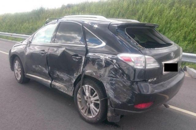 Из-за водителя без прав под Багратионовском в ДТП пострадали два человека.
