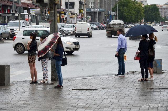 Дожди к выходным прекратятся
