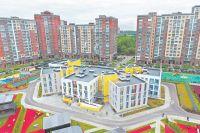 Жилой комплекс «Москва А101» в Коммунарке с детским садом «101 далматинец».