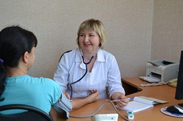 Участковая медсестра Марина Шмидт