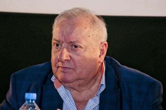 Владимир Фокин рассказал как в 28 лет попал во ВГИК.