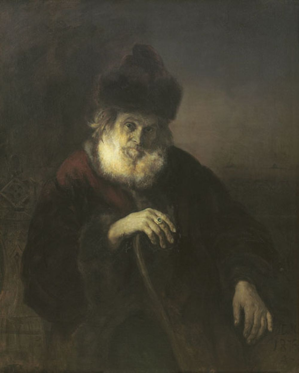 «Боярин», 1876 год.