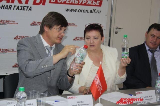 Нужен ГОСТ или нет - вот в чем разбирались эксперты на круглом столе «АиФ в Оренбуржье».