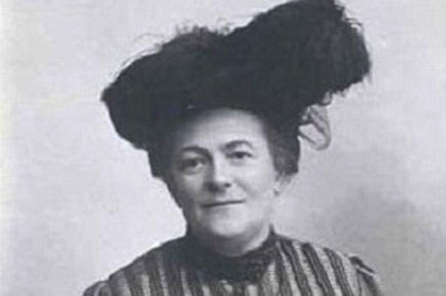 Клара Цеткин.