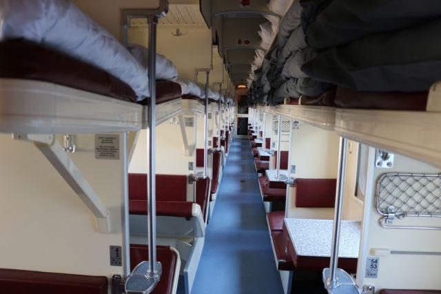 НаАлтае проводница заставила 2-х женщин выпрыгнуть издвижущегося поезда