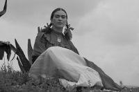 Фрида Кало, 1937. Фотография Тони Фрисселла для Vogue.
