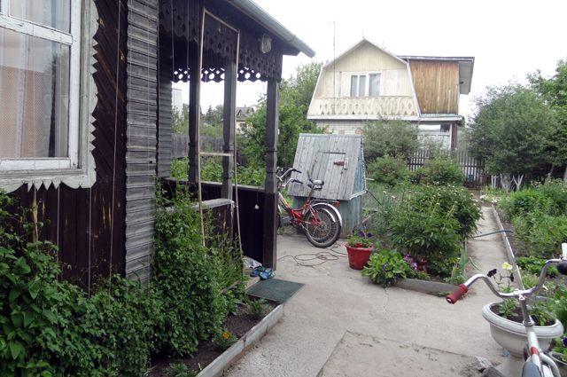 Гражданин Казахстана обворовывал в Тюмени дачные домики