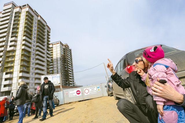 Цены на квартиры снизились до уровня 2007 года.