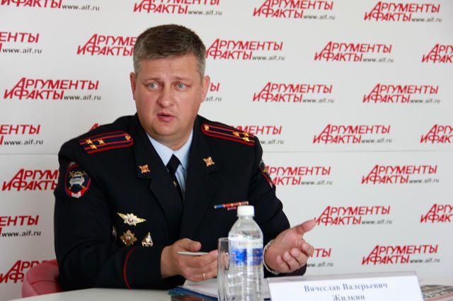 Вячеслав Жилкин.