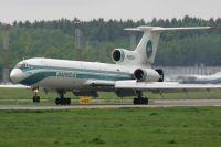 7 сентября самолёт ТУ-154 Мирнинского авиапредприятия АК «Алроса» выполнял рейс из Якутии в Москву.