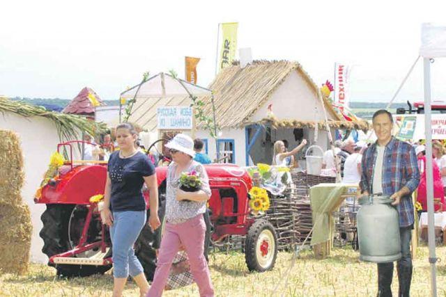 «День воронежского поля» стал настоящим событием для аграриев.