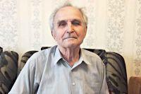 Курянин Анатолий Дюмин - один из участников боевых действий в Корее.