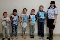 Победителям конкурса были вручены дипломы и памятные подарки