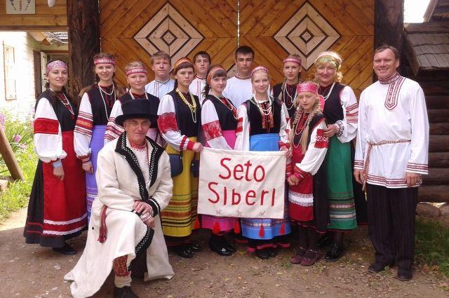 Сибирские сето ездили в гости в Эстонию, теперь их эстонские собратья приедут в Сибирь.