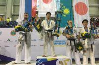 Красноярец Назар Насиров дошёл до финала, но уступил японцу Шота Маеда и стал серебряным призером.