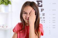 Как вылечить зрение ребенку