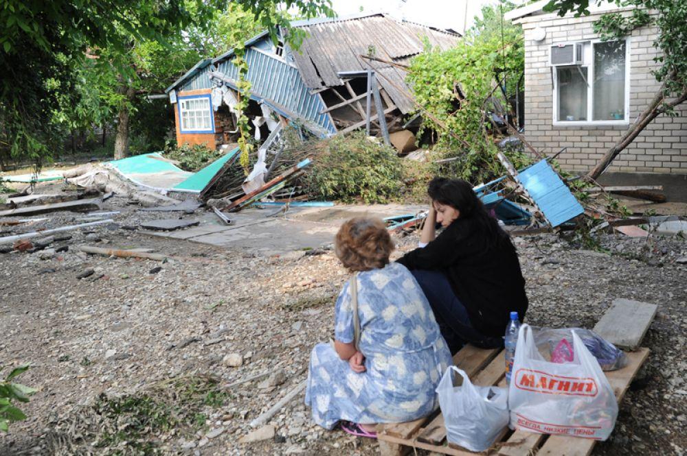 Следственный комитет возбудил по факту гибели людей во время наводнения уголовное дело.