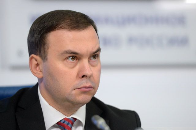 Секретарь ЦК КПРФ Юрий Афонин.