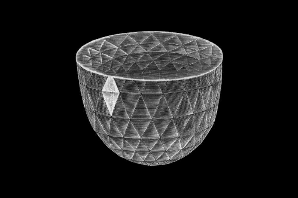 «Великий Могол» — крупнейший найденный в Индии алмаз. Он был обнаружен в 1650 году и первоначально имел массу 787 карат. Огранка его была поручена венецианцу Гортензио Боргису. Изготовленный им бриллиант в 279 карат имел форму розы.