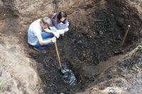 Исследователи надеялись, что вода свидетельствует о наличии пустой ниши.