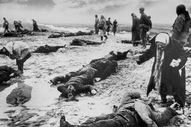 Массовые расстрелы евреев в Крыму