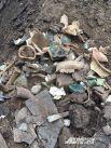 Часть найденного не представляет интереса для археологов.