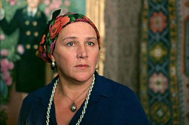 Нонна Мордюкова, «Вокзал для двоих» (1982).