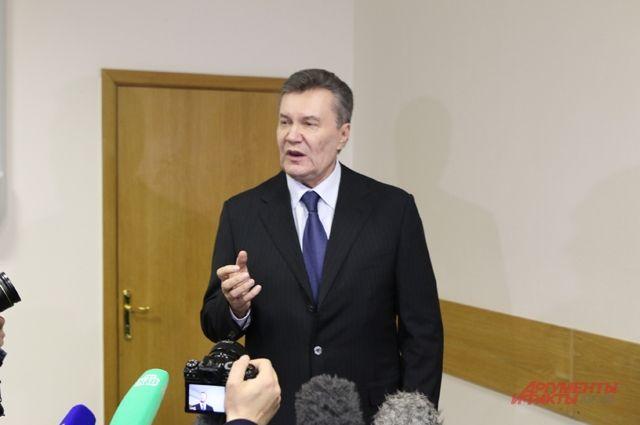У сегодняшней украинской власти нет никаких перспектив— Янукович