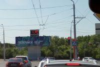 Средняя температура в Кузбассе в июне превышала норму на 2-3 градуса.