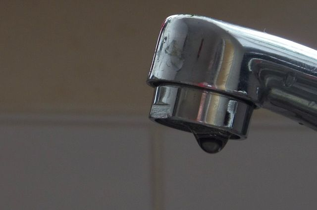 Граждане  Кургана вновь останутся без воды нацелые сутки