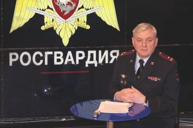 Олег Горшков назначен начальником калининградского управления Нацгвардии.