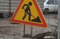 В Оренбурге из-за износа канализации под землю провалился грузовик.