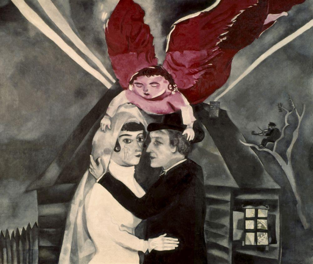«Свадьба», 1918 год.