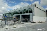 На стройке аэропорта Храброво задержали нелегальных рабочих-гастарбайтеров.