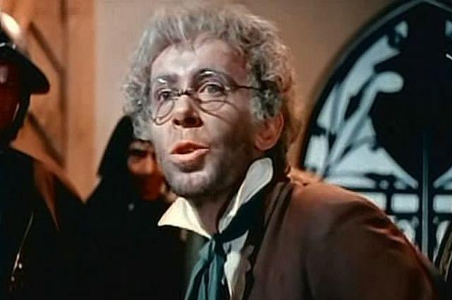 Валентин Никулин в фильме «Три толстяка», 1966 год.