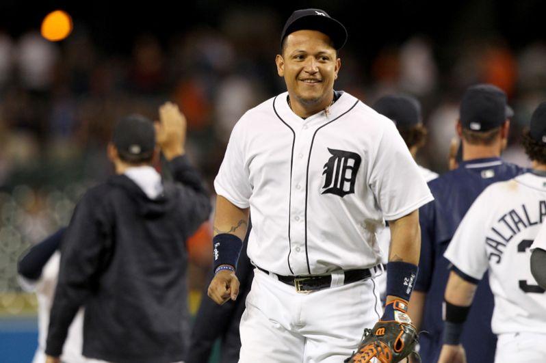 3 место. Мигель Кабрера (США, бейсбол) — 248 миллионов за 8 лет.