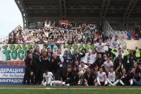 В прошлом сезоне на знаковые матчи собиралось до 150 фанатов ФК «Тосно».