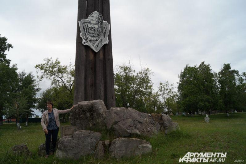 Ермак начал свой путь с Усольского района.