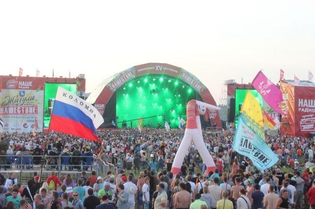 Неменее  16 тыс.  машин застряли на стоянке  фестиваля «Нашествие»